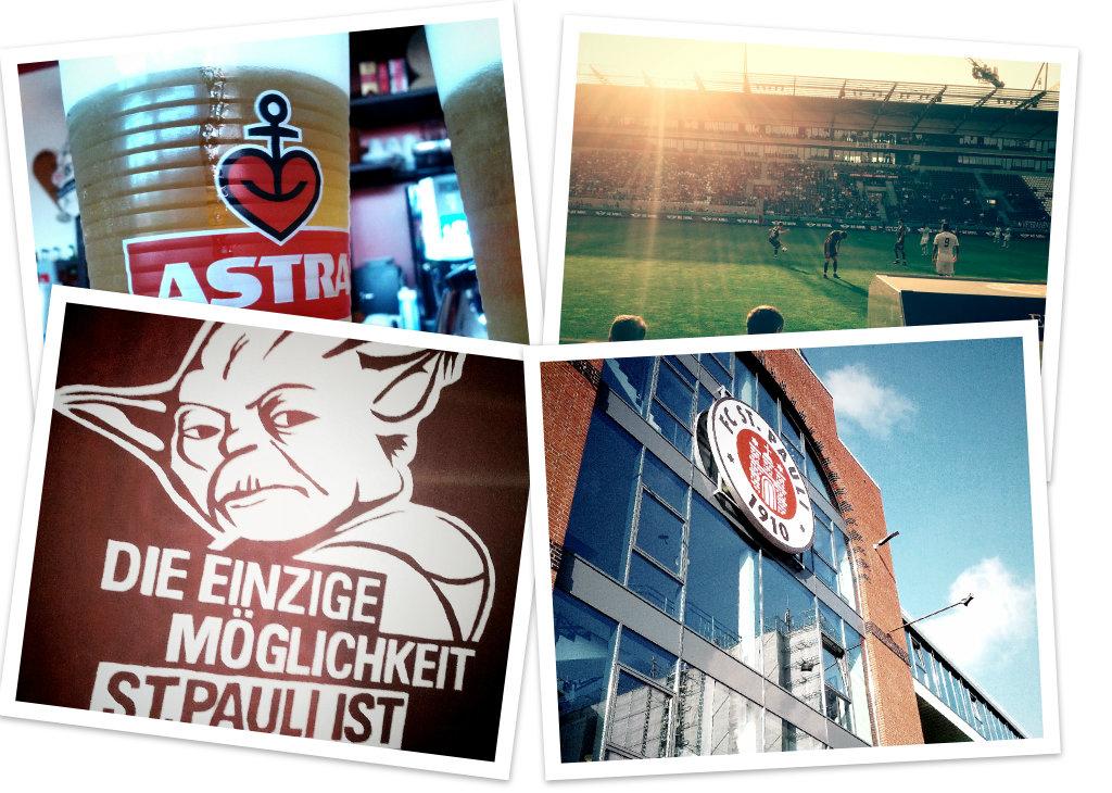 St. Pauli gegen Beşiktaş Istanbul